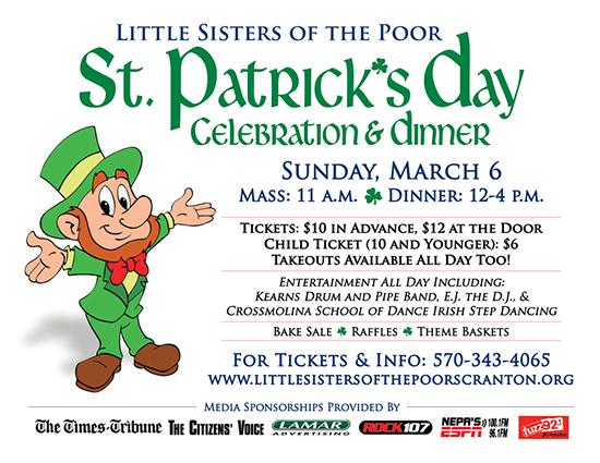 LSP St. Patrick's Day Celebration Photo