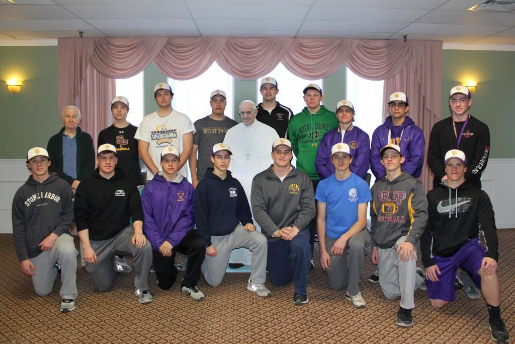 LSP-Scranton Prep Baseball